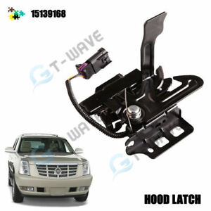 Hood-Latch Lock Release 15139168 for 07-13 GM SILVERADO SIERRA TAHOE CADILLAC