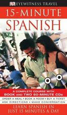 15-Minute Spanish: Learn Spanish in... by Dorling Kindersley Mixed media product