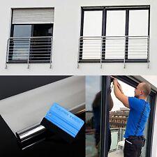 (6,59€/m²) Sichtschutzfolie 91cm x 2m Spiegelfolie Fensterfolie selbstklebend
