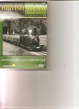 British Steam Railways (No.73) Miniature Locomotives DVD