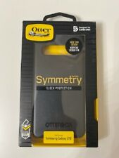 OtterBox-Symmetry Series Case for Samsung Galaxy S10 Black 77-61312