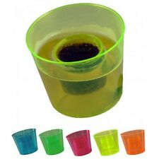 CLOSEOUT~ party cups!!!!  40- Durable Plastic bull blaster shot glasses