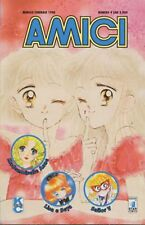 manga STAR COMICS AMICI numero 4