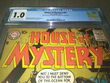 HOUSE OF MYSTERY # 61 1.0 CGC