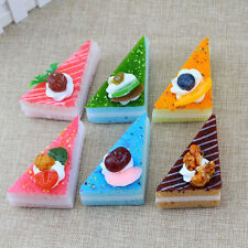 New 10CM Colossal Squishy Cake Cream Scented Slow Rising Magnetic Fridge Sticker