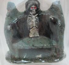 Lemax Halloween Spooky Town Reaper Bench #34608