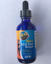 New & Sealed Natural HCG Drops 40-day Loss Weight Program Suppress Appetite USA