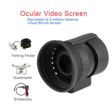 VISION-750 Occular Video Screen Monitor for Endoscopy/Quadcopter/Fishing Finder