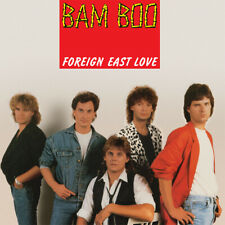 Bam Boo - Foreign East Love 2019 Reissue 12'' MAXI Italo-disco / red