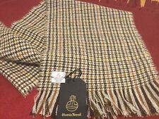Harris tweed Fabric Scarf /Table Runner/ Gents /Ladies 157 Cm By 23 Cm