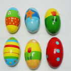 Maraca Musical Wooden Egg Shaker Percussion Rattle Toy for Kids Child GiftTa