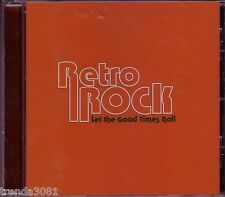 Retro Rock LET THE GOOD TIMES ROLL CD Classic KING FLOYD TOMMY JAMES JIM CROCE