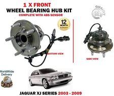 FOR JAGUAR XJ 2003-2009 2.7 3.0 3.5 4.2 x350 x358 FRONT WHEEL BEARING HUB KIT
