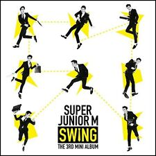 SUPER JUNIOR M 3RD MINI ALBUM [ SWING ]