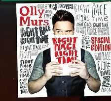 Olly Murs / Right Place Right Time - (CD + DVD) - 2CD Special Edition