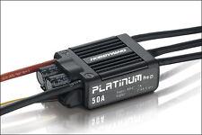Hobbywing Platinum 50a V3 Brushless Regler ESC