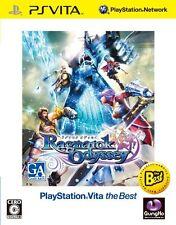 Used PS Vita Ragnarok Odyssey Best Edition