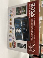BOSS Audio Systems Multimedia Car Stereo - Double Din, B-211