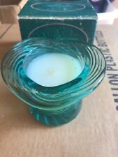 Avon Pitkin Hat Candle Holder With Fresh Aroma Smokers Candle