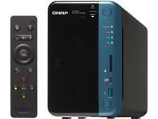 QNAP TS-253B-4G QTS-Linux OS with Intel Quad-core CPU NAS with PCIe Slot, USB-C