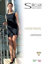 Collant riposante Silca Calze Hostess 40 DEN compressione graduata