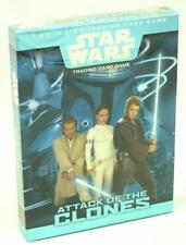 Star Wars Trading Cards Episode 2 Attack of the Clones Card Game NEW Collectible