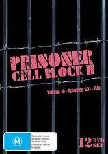 PRISONER - CELL BLOCK H - VOLUME 19 - EPS. 601-648 (12 DVD SET) NEW!!! SEALED!!!