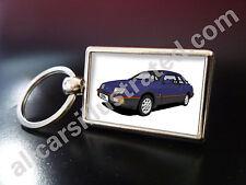 FORD SIERRA XR4i METAL KEY RING. CHOOSE YOUR CAR COLOUR.
