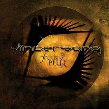 Vintersorg - Focusing Blur CD 2000 Napalm Europe press progressive Borknagar