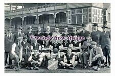 rp13060 - Cardiff City Football Team - photograph
