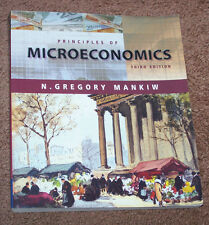 Principles of Microeconomics by N. Gregory Mankiw (2003, Paperback)