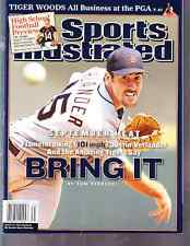 August 28, 2006 Justin Verlander Detroit Tigers Sports Illustrated NO LABEL