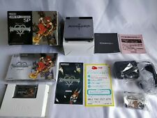 KINGDOM HEARTS LIMITED GAMEBOY ADVANCE SP CONSOLE set Boxed/ tested-c0629-