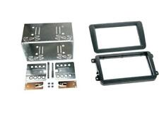 Skoda Fabia 5J RAPID NH Car Radio Panel Mounting Frame Double Din / 2-DIN