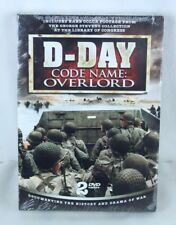 D-Day Code Name Overlord 2DVD DVD 2008  2-Disc Set Appx 273 Minutes