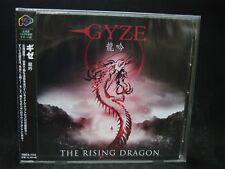 GYZE The Rising Dragon JAPAN CD Dragonforce Suicide Heaven Japan Melodic Death M