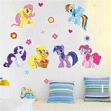 Removable My Little Pony Wall Decal Wall Sticker Kids Room Home Decor USA Seller