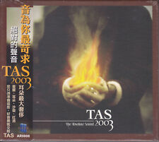 "TAS ""The Absolute Sound 2003"" Stockfisch Audiophile CD Made in Germany Brand New"