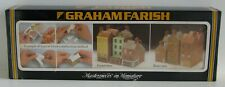 Graham Farish N Gauge 9521 Lower High Street - 3 Buildings model kit