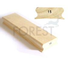 """Guitar fingerboard sanding and gluing radius 15"""" block -  85x300mm"""