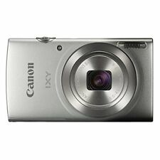 Canon Digital Camera IXY 180 Silver 20MP 8x from Japan New Japan new.