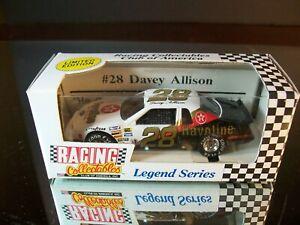 Davey Allison #28 Texaco Havoline 1987 Ford Thunderbird 1:64 RCCA Legend Series