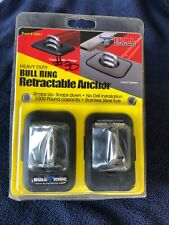Bull Accessories Truck Tie Downs / Retractable Anchors - New