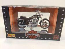 1997 Maisto Harley Davidson 1:18 Die Cast XL 1200C Sportster 1200 Custom