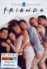 FRIENDS - STAGIONE 04  5 DVD  COFANETTO  SERIE-TV