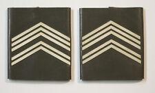 Militaria-BE-Terre-insigne de grade-épaulette_OR7_premier sergent-major