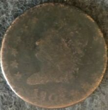 1808 US Classic Head Large Cent - Early Copper Penny (1808-1814)