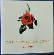 THE POWER OF LOVE CD ONE  VARIOUS ARTISTS   CD ALBUM.