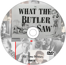 What the Butler Saw - Edward Rigby, Henry Mollinson (1950)