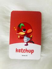 Amiibo NFC Karte Animal Crossing Ketchup/Pullunda